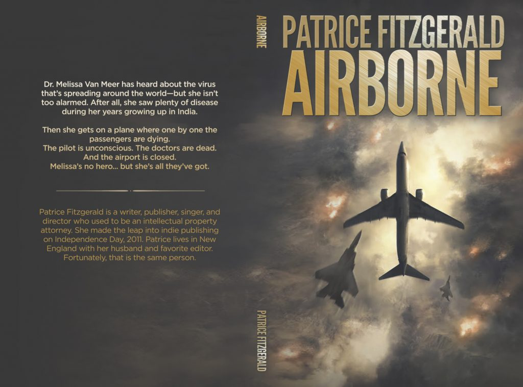 Cover of book Airborne